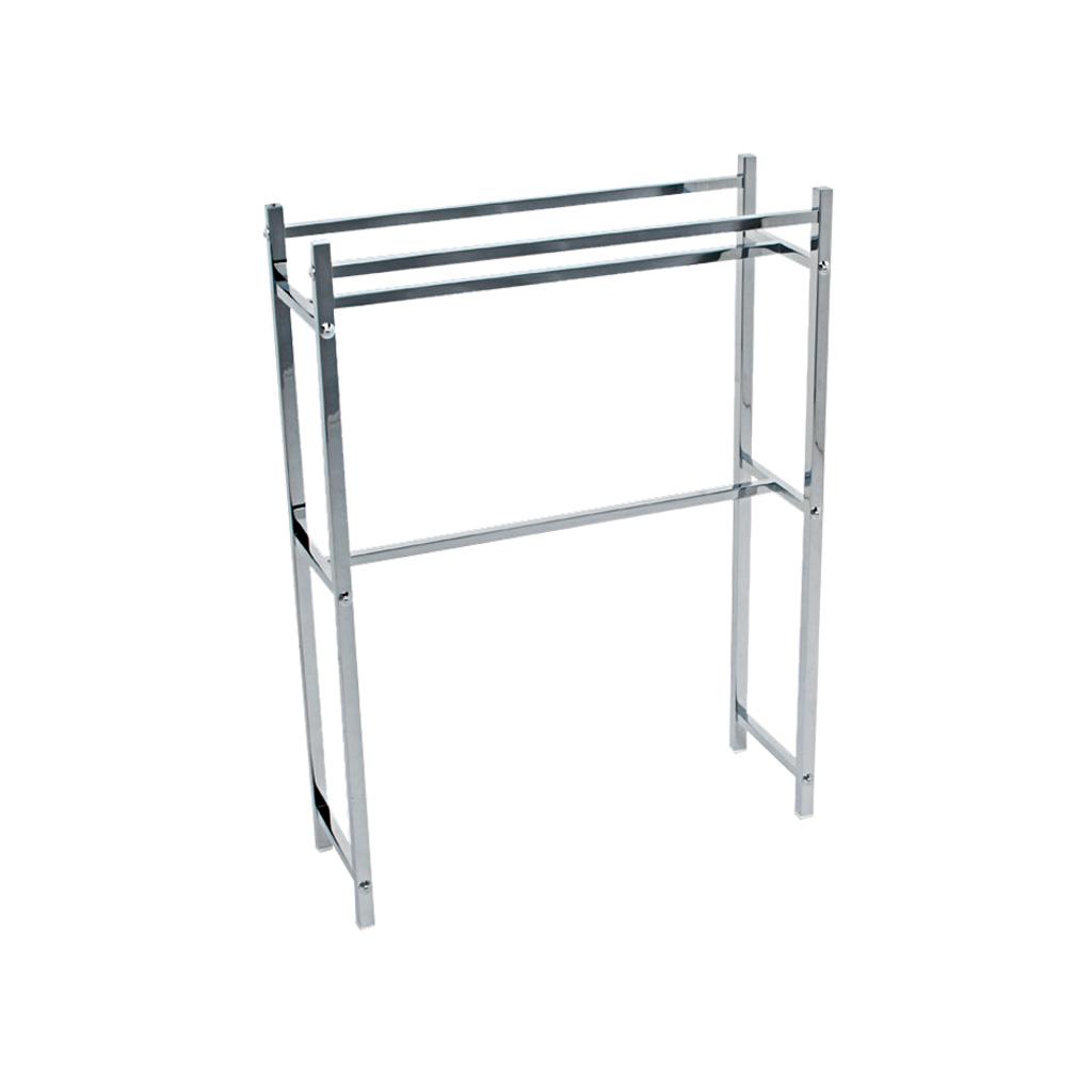 FS01-6110 Porte-serviettes, tubes carrés
