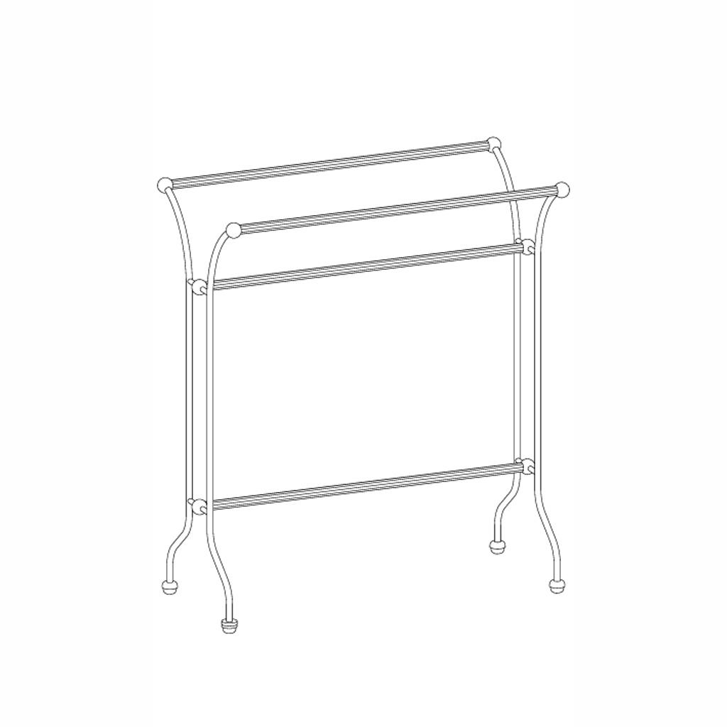 FS01-6111 Porte-serviettes