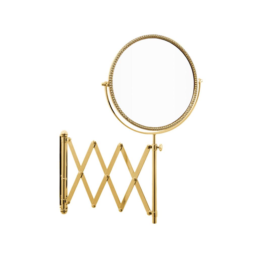 fs01-6143 miroir extensible réversible perlé
