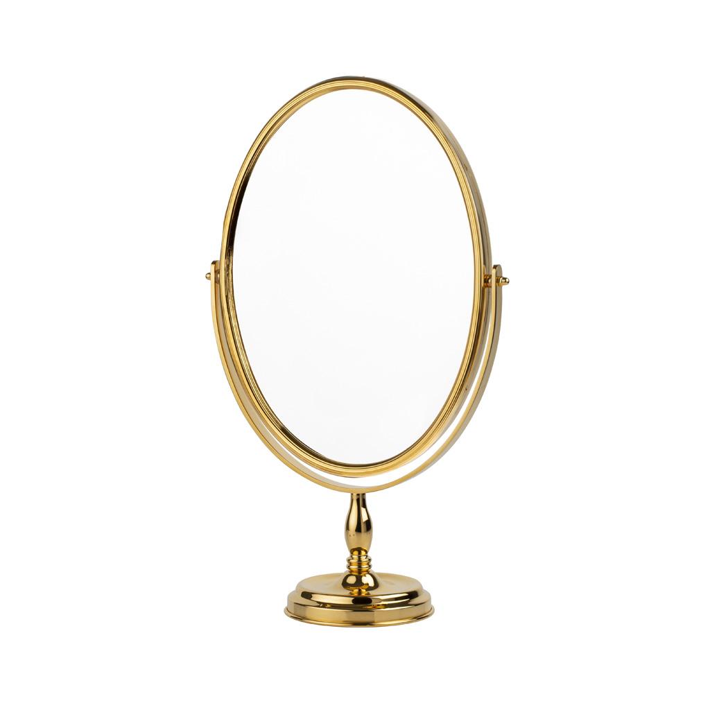FS01-6147 Swiveling mirror, fluted