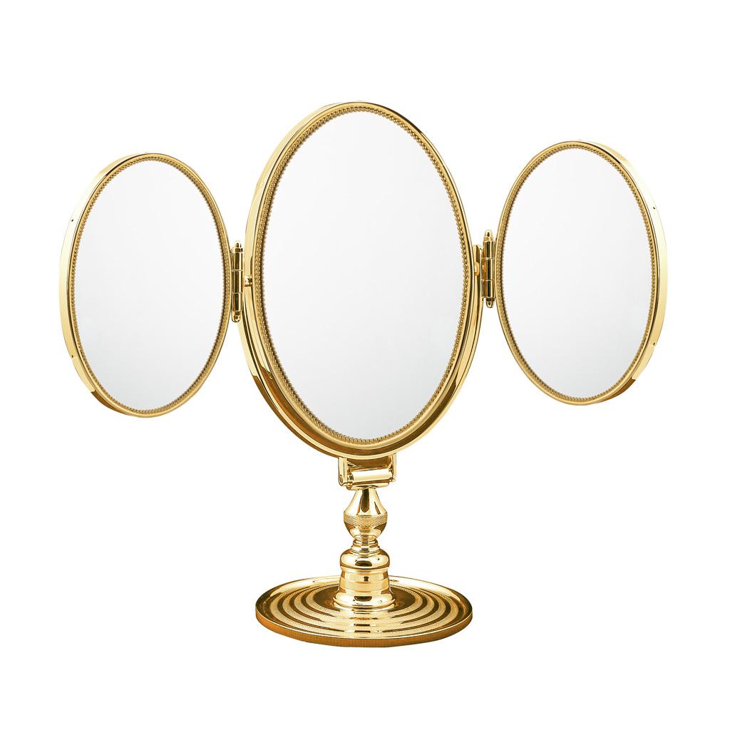 FS01-6152 Mirror, swiveling centre, pearl