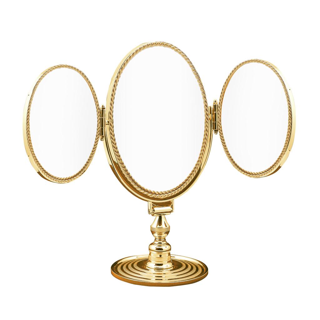 FS01-6153 Mirror, swiveling centre, rope
