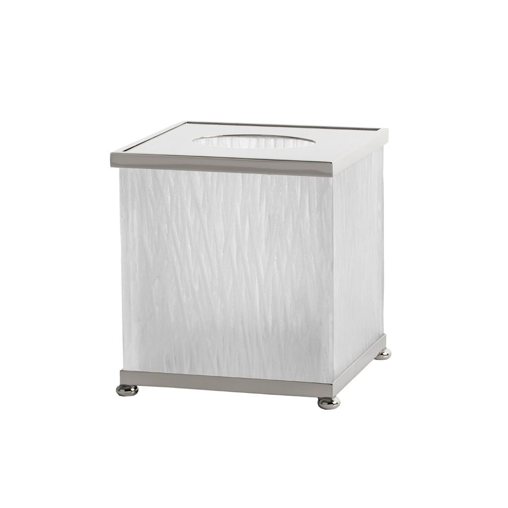 FS03-651 Boîte à mouchoirs carrée