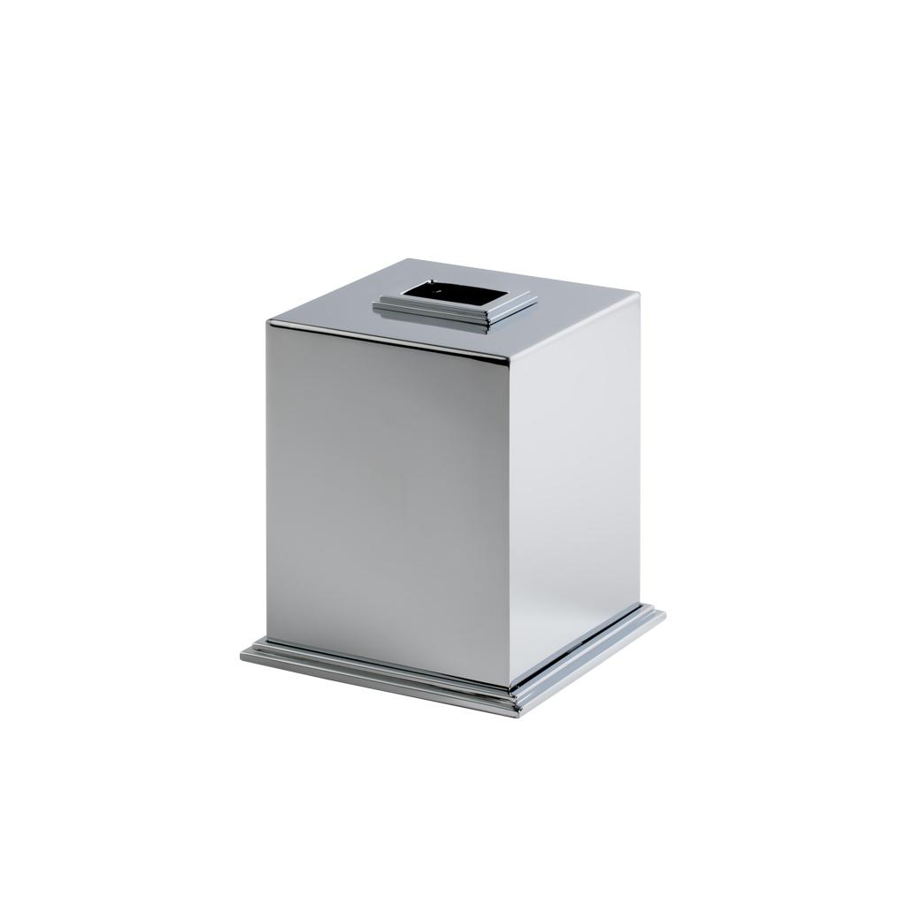 FS05-650 Boîte à mouchoirs carrée