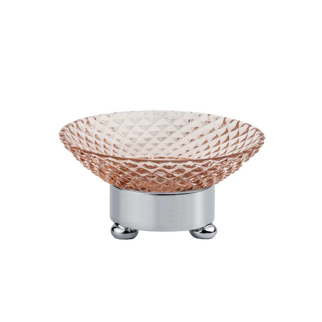 fs08p-601p round soap dish