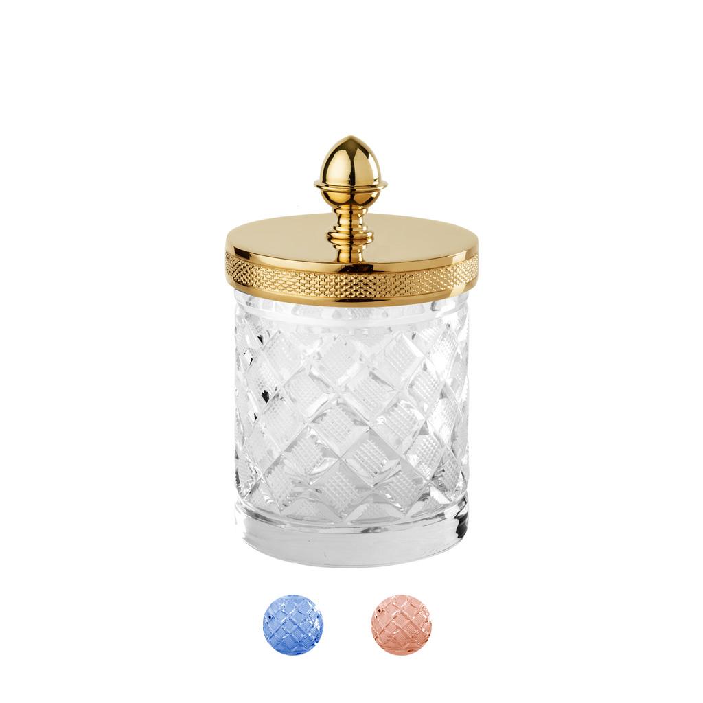 FS09C-621 Small Q-tip jar, seed