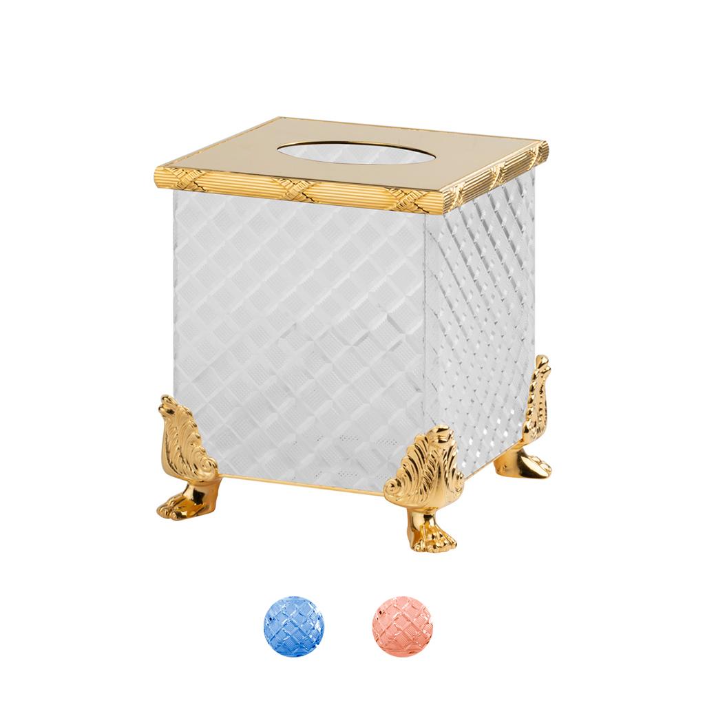 FS09C-652 Square tissue dispenser