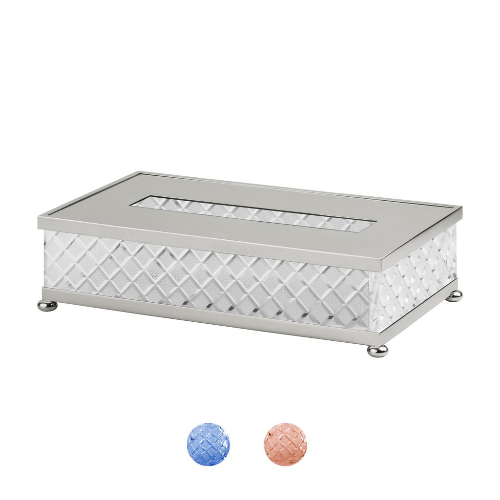 FS09P-661 Boîte à mouchoirs rectangulaire