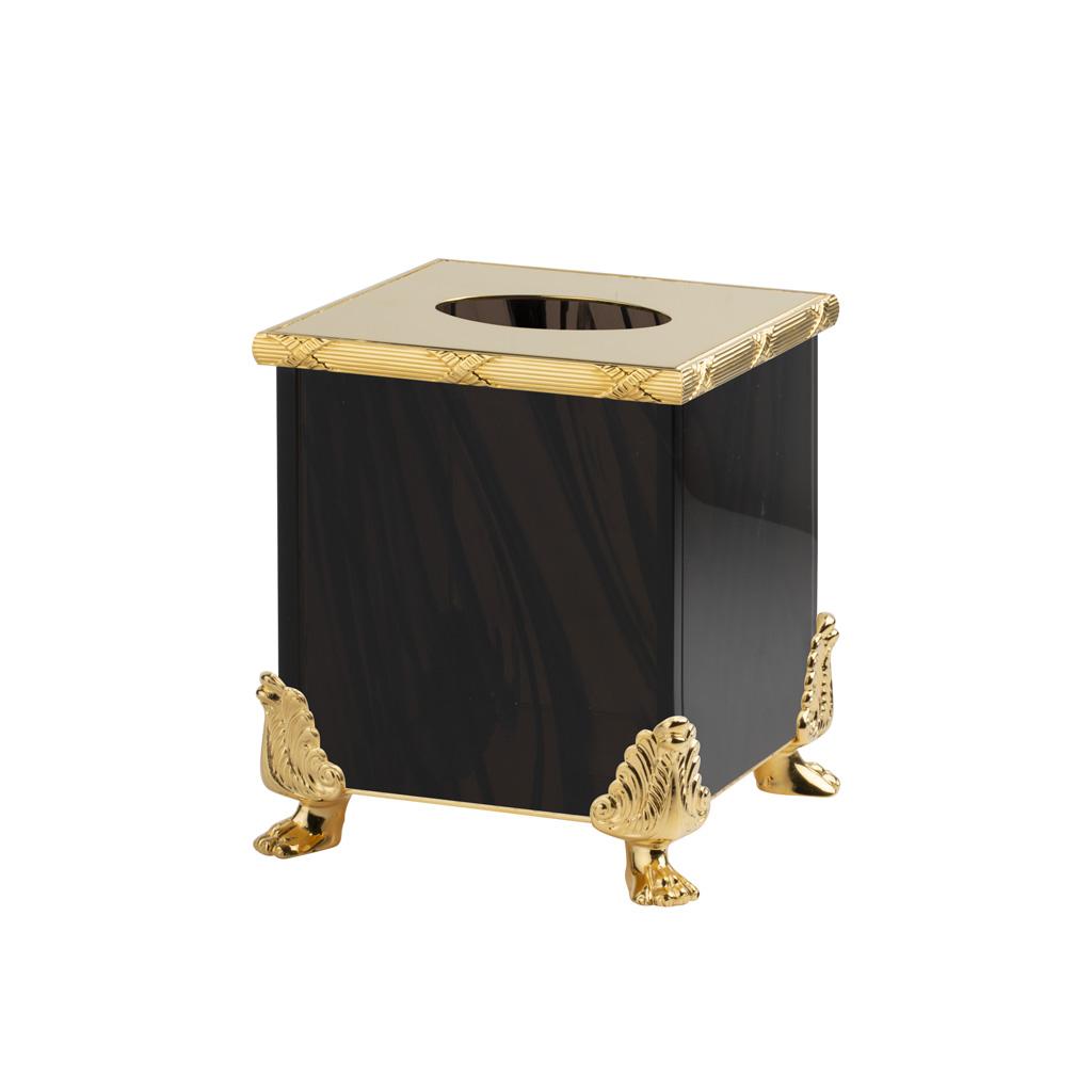 FS11C-652 Boîte à mouchoirs carrée