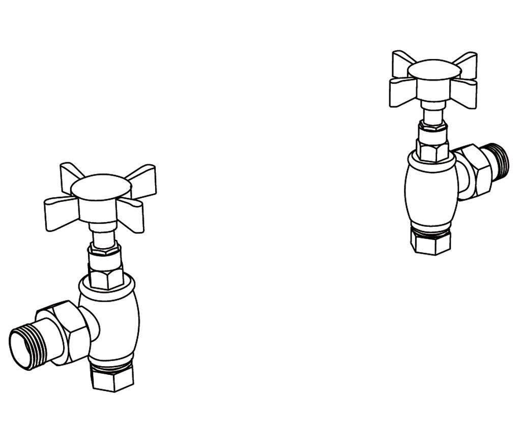 htr-8hv paire de valves
