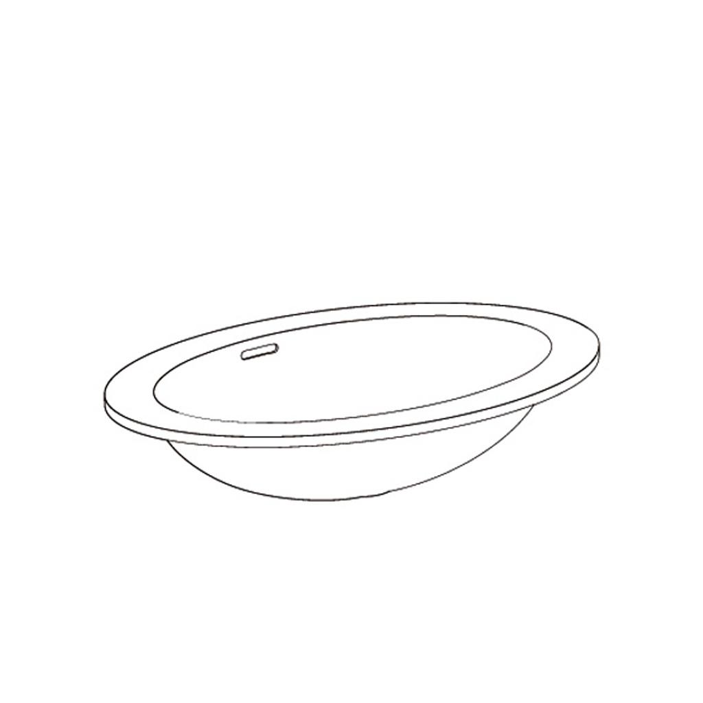 MB-8853 Lave-mains Artica