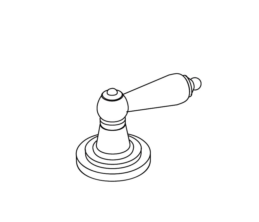 c19-126c robinet d'alimentation 1/2′ sur gorgef