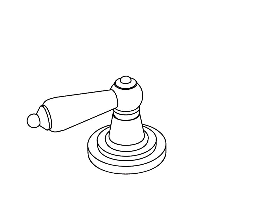 c19-126h robinet d'alimentation 1/2′ sur gorgec