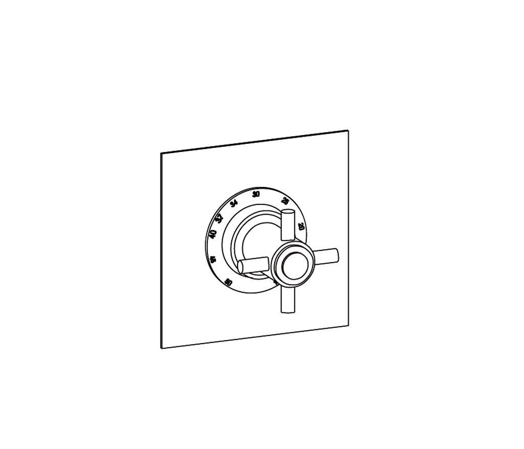 C31-2S1 Square trim set