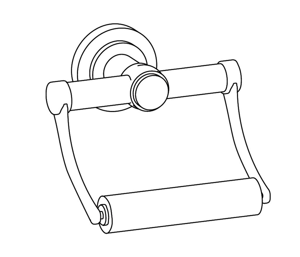C31-504 Porte-rouleau sans couvercle