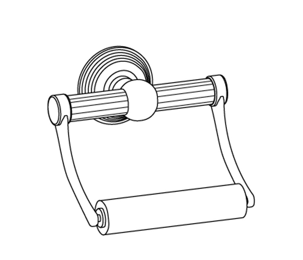 c37-504 porte-rouleau sans couvercle