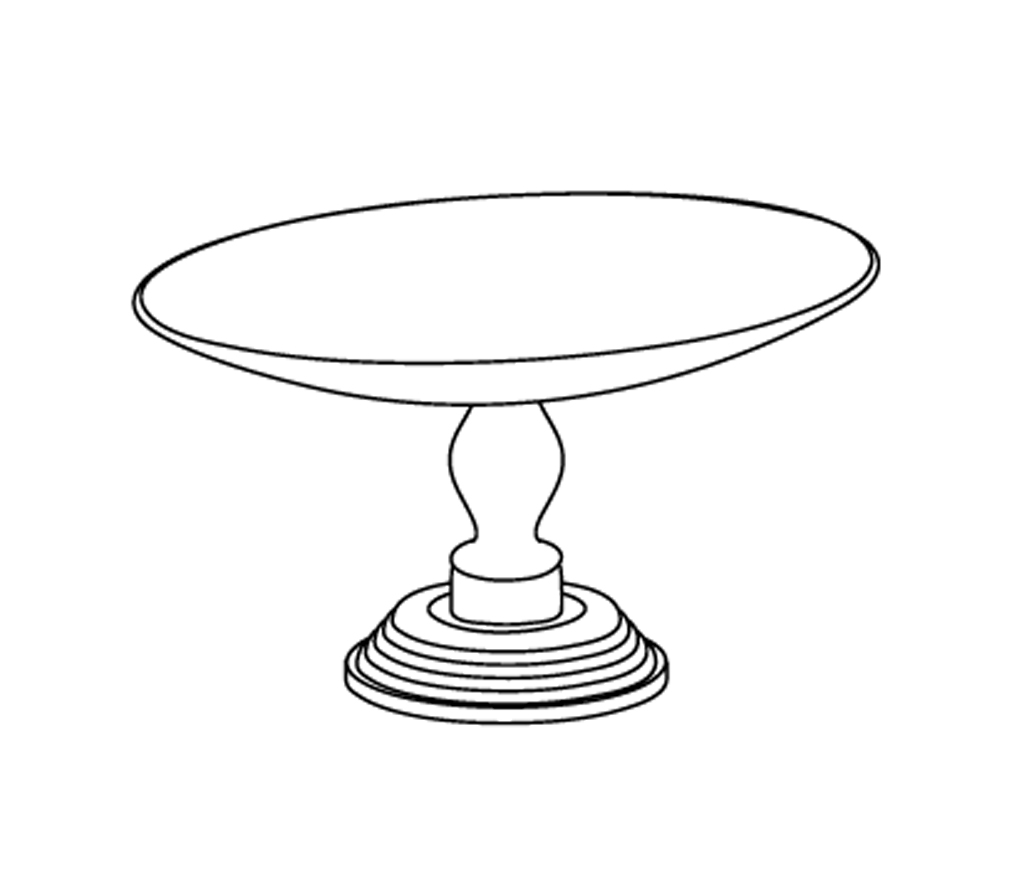 c37-517 porte-savon ovale