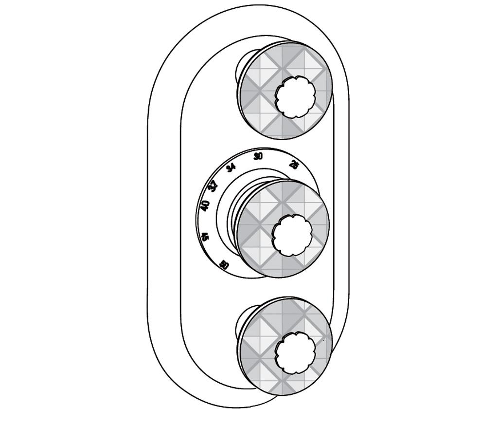 c46-2r22 plaque ovale