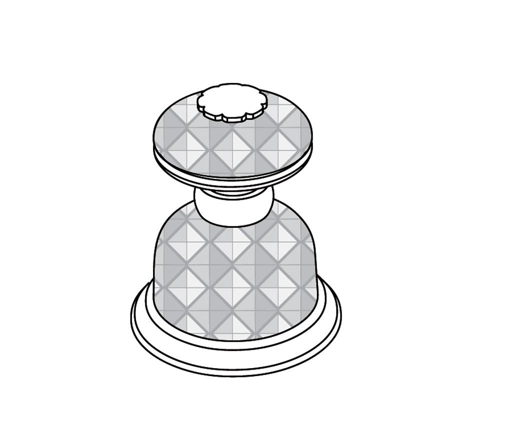 c46-327c robinet d'alimentation 3/4″ sur gorgef