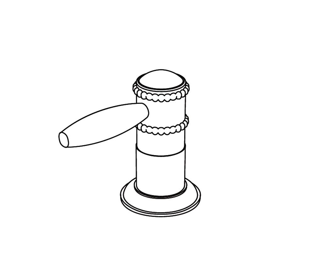 c66-126h robinet d'alimentation 1/2″ sur gorgec