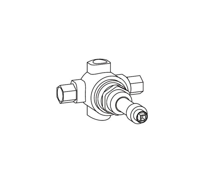 "4T0 Thermostatic mixer MCP2 1/2"""